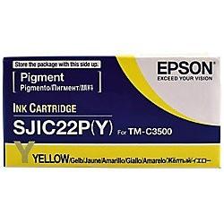 EPSON SJIC22PY ORIGINAL