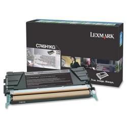 LEXMARK C746H1K ORIGINAL