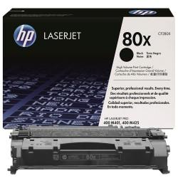 HP 80XBK ORIGINAL