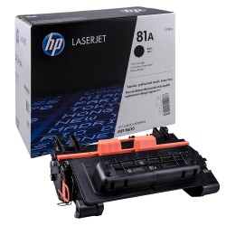 HP 81A ORIGINAL